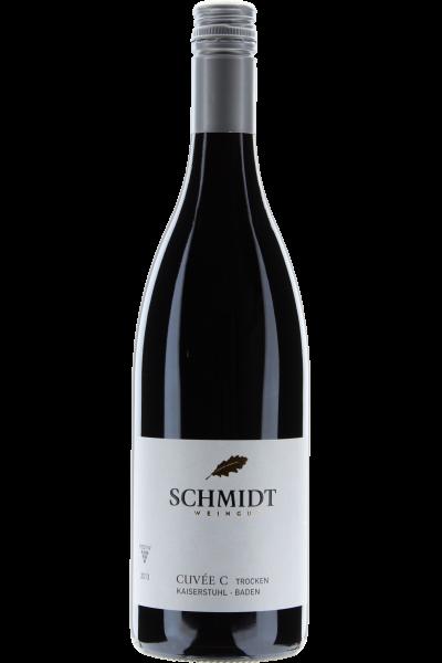 Schmidt Bio Cuvée C Rotwein trocken 2013 Eichstetter Herrenbruck DE-ÖKO-039