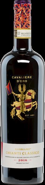 Chianti Classico Cavaliere d'Oro 2016 Gabbiano