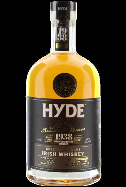 Hyde No. 6 President's Reserve Irish Whiskey Sherry Cask Finish