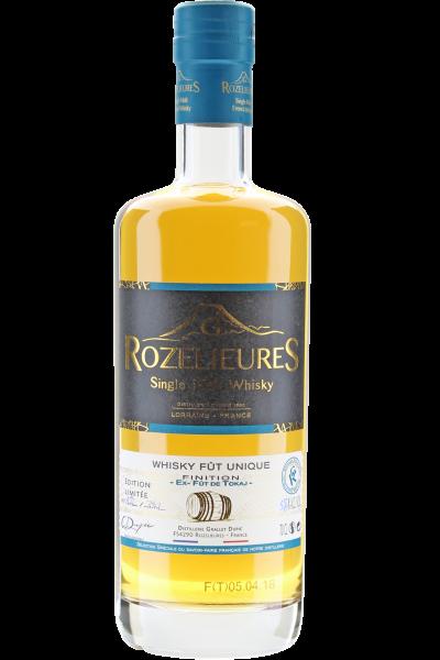 Rozelieures Single Malt Whisky Fût Unique Cask