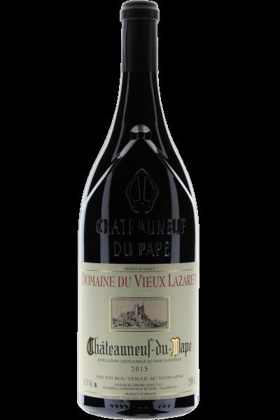 Châteauneuf du Pape Rouge Magnum 1,5 L Domaine du Vieux Lazaret 2015