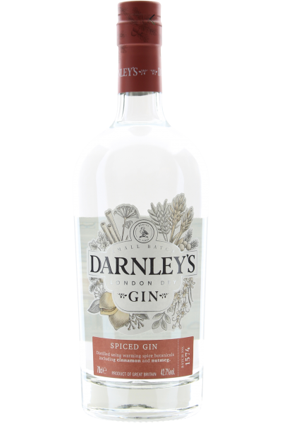 Darnley's Spiced London Dry Gin