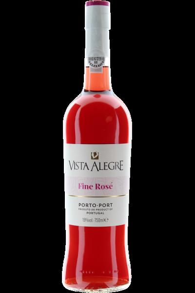 Portwein Vista Alegre Fine Rosé Vallegre Porto