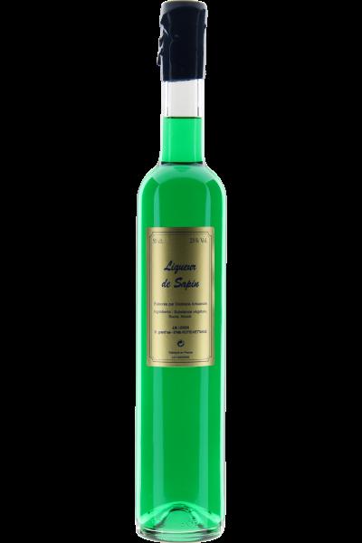 Liqueur de Sapin Leisen Tanne 0,5 l