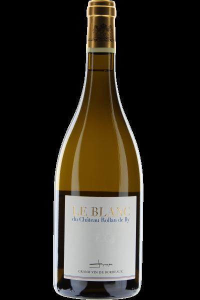 Le Blanc du Château Rollan de By 2017 Bordeaux