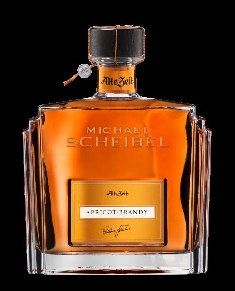 Alte Zeit Apricot Brandy Scheibel Likör