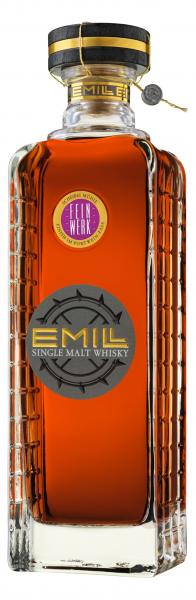 EMILL Whisky Feinwerk Scheibel Single Malt