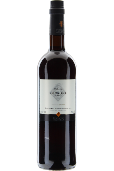 Sherry Oloroso Classic Premium Rey Fernando de Castilla