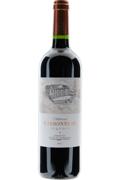 Château Carbonneau Sequoia 2017 Sainte Foy Côtes de Bordeaux