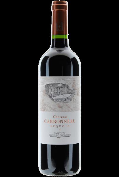 Château Carbonneau Sequoia 2018 Sainte Foy Côtes de Bordeaux