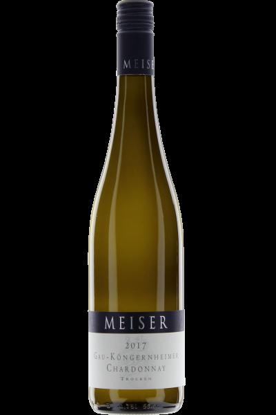 Chardonnay trocken 2017 Meiser Gau-Köngernheimer