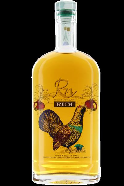 Rum R74 aged in Caldiff Barrels Roner