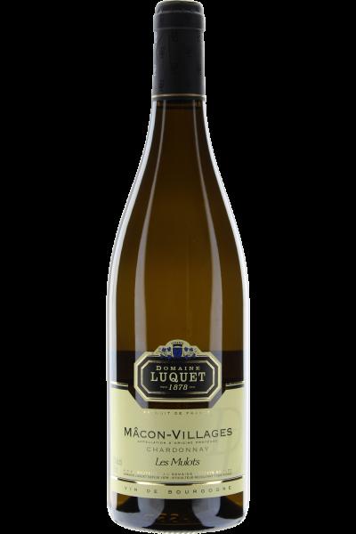 Macon-Villages Les Mulots Chardonnay 2020 Domaine Luquet
