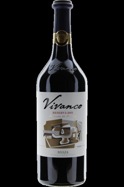 Vivanco Reserva Tinto 2011 Rioja