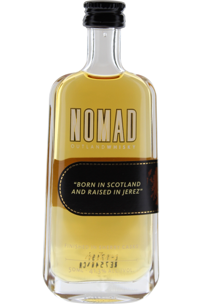 Nomad Outland Whisky 0,05 L Mini Born in Scotland - Raised in Jerez