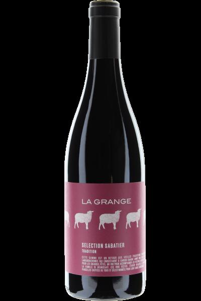 La Grange Tradition Sélection Sabatier Lions 2018 Coteaux du Languedoc