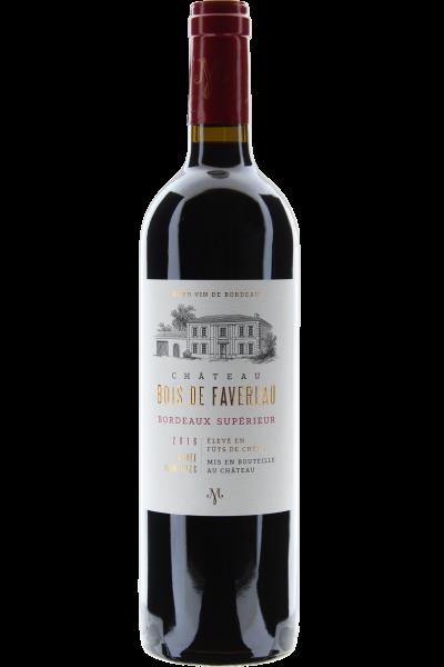 Château Bois de Favereau 2016 Bordeaux Supérieur Cuvée Jean-Jules