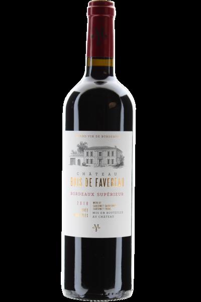 Château Bois de Favereau 2018 Bordeaux Supérieur Cuvée Jean-Jules
