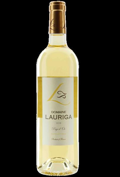 Domaine Lauriga 2018 Muscat Sec Pays d'Oc