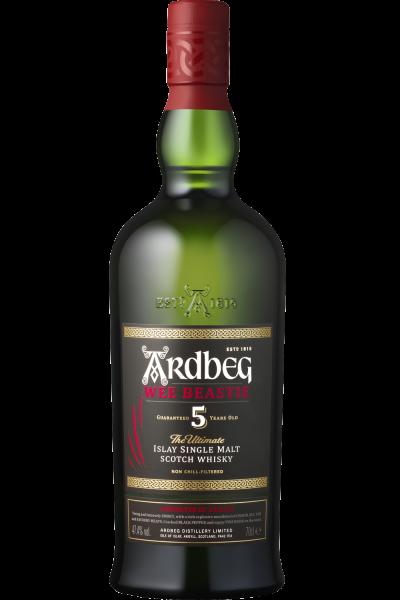 Ardbeg Wee Beastie The Ultimate Whisky Islay Single Malt 5 Jahre