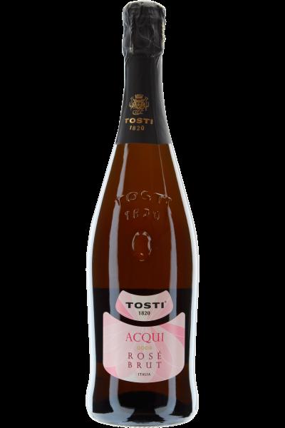 Acqui Rosé Brut Tosti DOCG