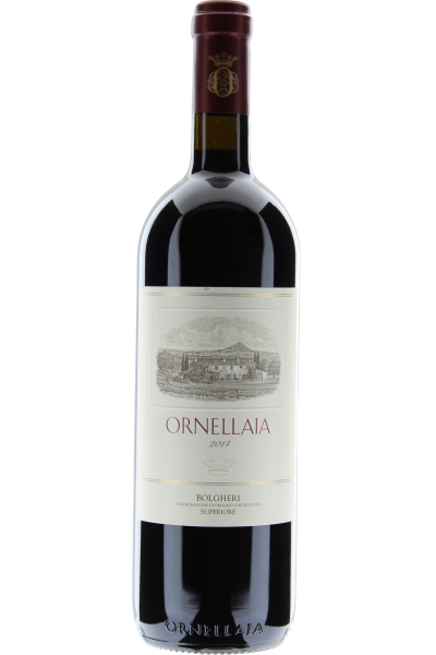 Ornellaia Bolgheri Superiore 2014 L´Essenza