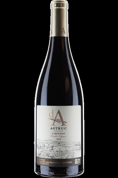 Carignan Vieilles Vignes 2020 Lot 21 Domaine Astruc Malras