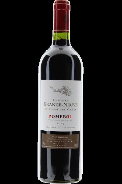 Château Grange-Neuve La Fleur des Ormes 2015 Pomerol