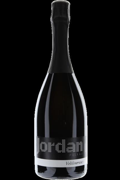 Veltliner Sekt Brut 2017 Black Edition Weingut Jordan - Pulkau