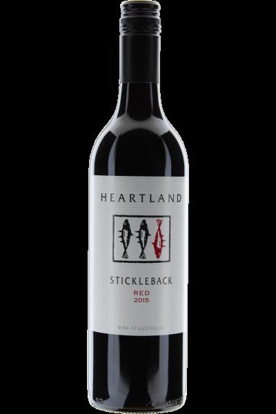 Stickleback Red 2015 Heartland