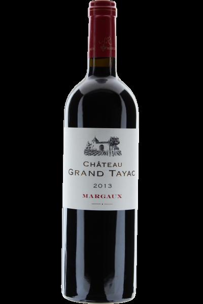 Château Grand Tayac 2013 Margaux
