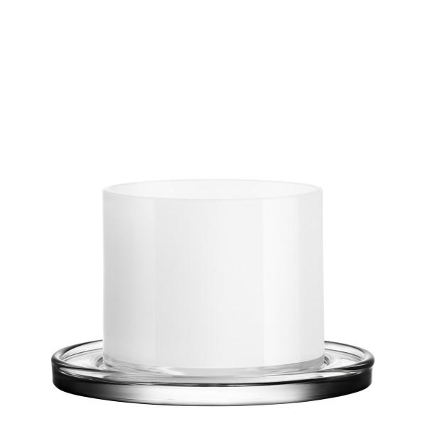 KL Glas Tumbler white 2er 14cl Lagerfeld Orrefors 766591032