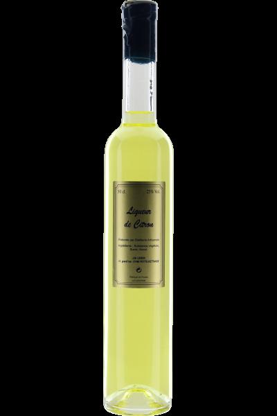 Liqueur de Citron Leisen Zitrone 0,5 l