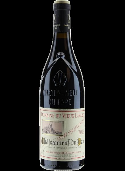 Châteauneuf du Pape Rouge 2016 Domaine du Vieux Lazaret Cuvée Exceptionelle