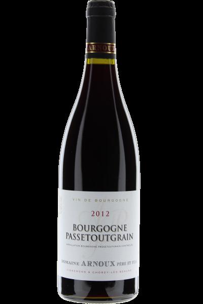 Bourgogne Passetoutgrain 2012 Domaines Arnoux