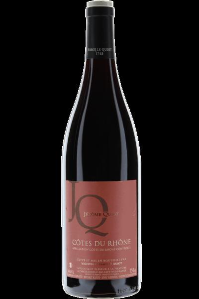 Côtes du Rhône Rouge 2017 Jerome Quiot