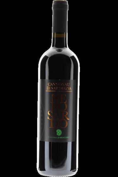 Nero Sardo 2016 Cannonau di Sardegna Cantina di Mogoro