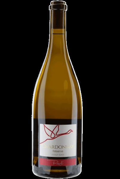 Chardonnay Reserve de Bernard Ravet 2019 La Côte, Schweiz - Barrique