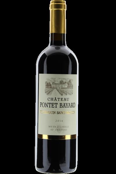Château Pontet Bayard 2014 Puisseguin Saint-Émilion