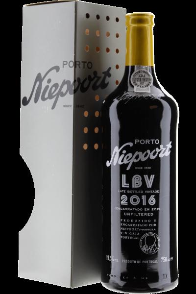 Late Bottled Vintage LBV 2016 Portwein Niepoort Porto D.O.C. Douro