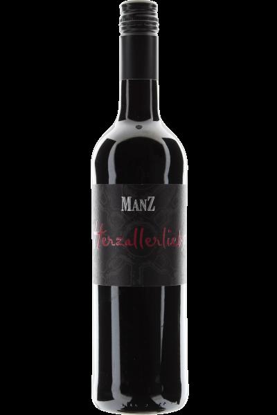 Herzallerliebst 2018 Manz Rotweincuvée feinherb