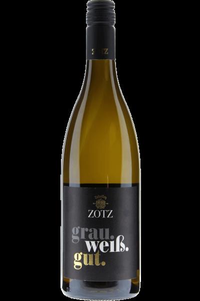 Zotz grau.weiss.gut. trocken 2020 Baden Weißwein QbA