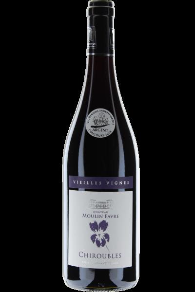 Chiroubles Vieilles Vignes 2017 Château Moulin Favre Vernus - Beaujolais
