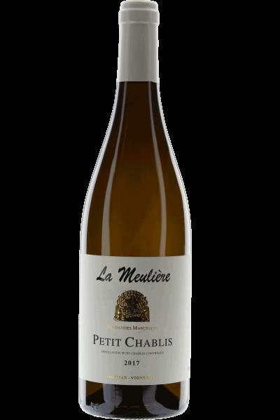 Petit Chablis 2017 La Meulière