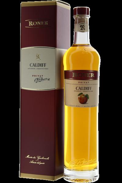 Caldiff Privat Apfelbrand Roner in Geschenkpackung