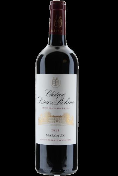 Château Prieurè-Lichine 2018, Margaux 4eme Cru Classé Margaux Bordeaux