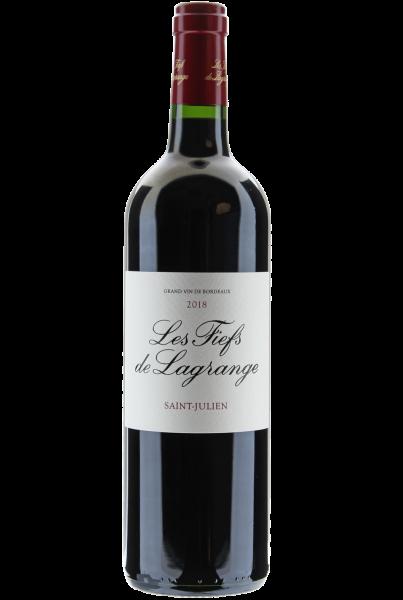 Les Fiefs de Lagrange 2018 Saint Julien Grand vin de Bordeaux