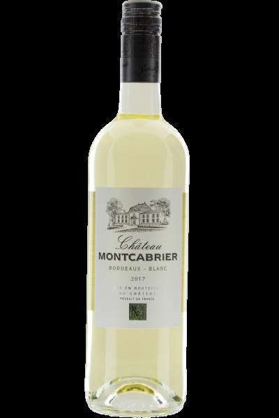 Château Montcabrier Bordeaux Blanc 2017