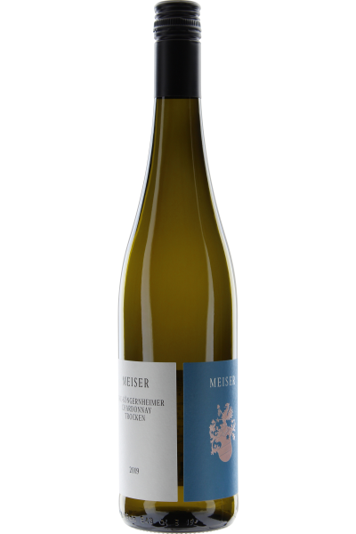 Chardonnay trocken 2019 Meiser Gau-Köngernheimer