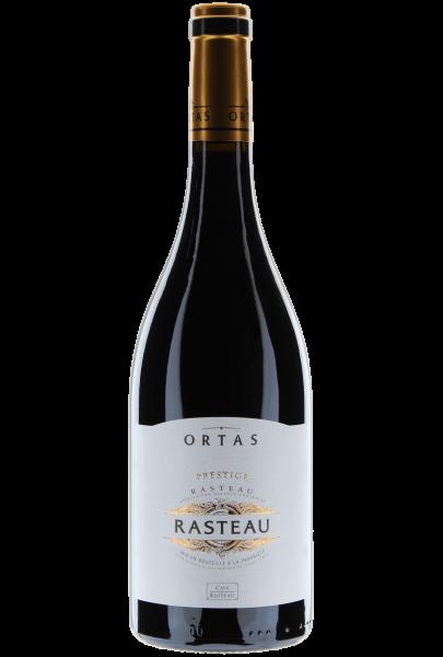 Ortas Prestige 2015 Cave de Rasteau Rasteau rouge